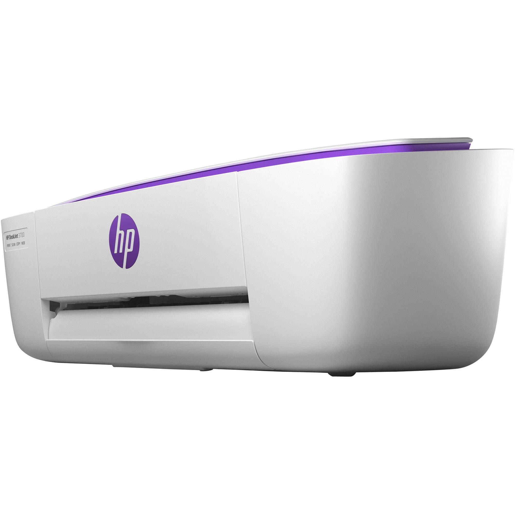 HP DeskJet 3752 All-in-One Multifunction Printer/Copier/Scanner