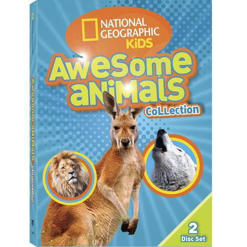National Geographic Kids: Awesome Animals Collection (Widescreen) by Gaiam Americas