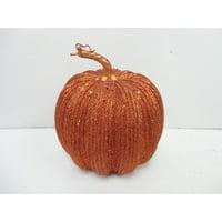 Halloween Glitter Pumpkin