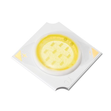 DC 15-17V 5W 13mmx13mm Square COB  Chip High Power Beads Light Pure White ()