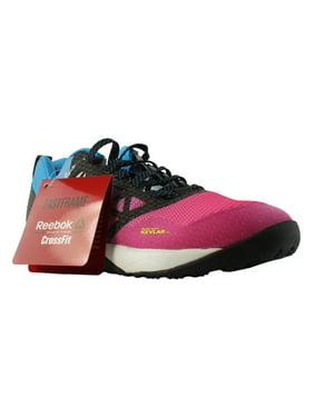 0bb39c44f832 Reebok Womens R Crossfit Nano 6.0 Pink Cross Training Shoes Size 3.5 New