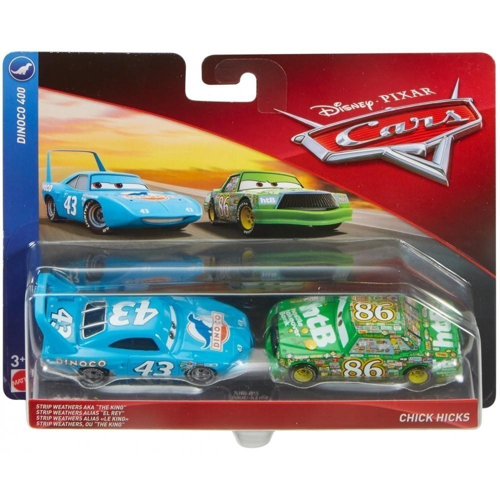 Disney Cars Cars 3 Strip Weathers Aka The King Chick Hicks