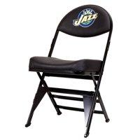 Utah Jazz X-Frame Court Side Folding Chair