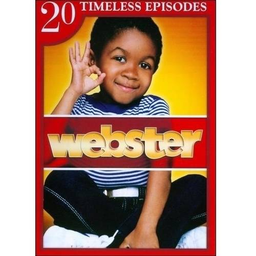 Webster: 20 Timeless Episodes (Full Frame) - Friends Halloween Party Episode Full