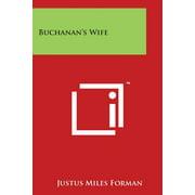 Buchanan's Wife