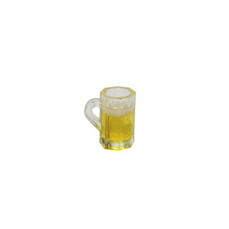 Cub Model (Outtop 1/12 Miniature Scene Model Scale Dollhouse Accessories Mini Beer Cup Mug Kid Toy )