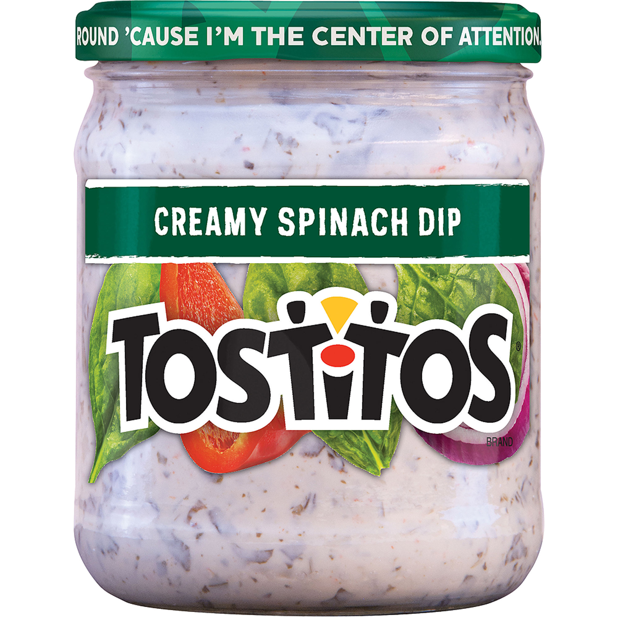 Tostitos Creamy Spinach Dip, 15 oz.