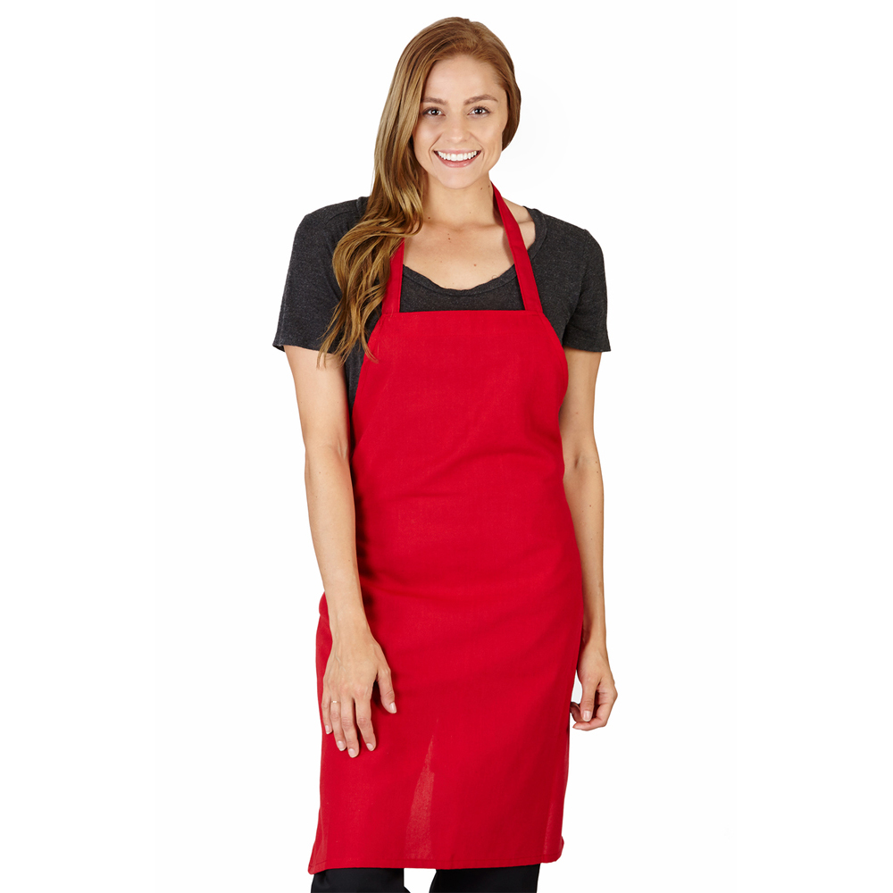 Natural Uniforms 2PK Commercial Bib Apron