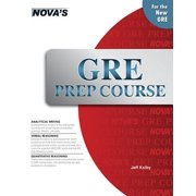 GRE Prep Course - eBook