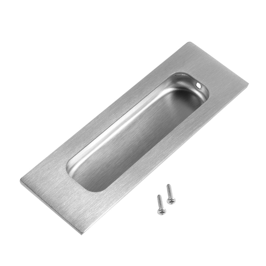 Unique Bargains 4 34 X 1 35 Recessed Sliding Door Handle Flush