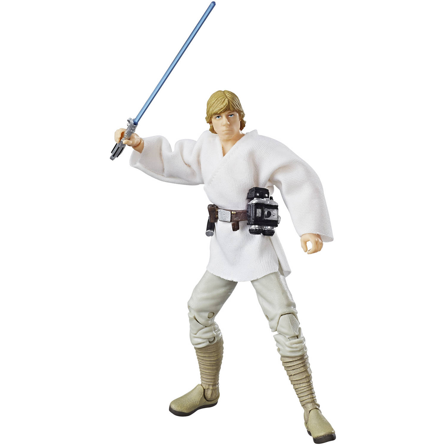 "Star Wars The Black Series 40th Anniversary Luke Skywalker 6"" Action Figure"