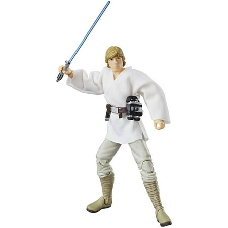 Star Wars The Black Series 40th Anniversary Luke Skywalker 6