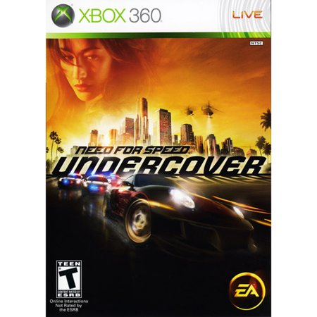 Image of 360 Need for Speed: Undercover