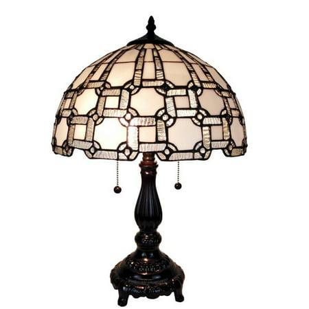Amora Lighting AM109TL14 Tiffany Style Table Lamps 20