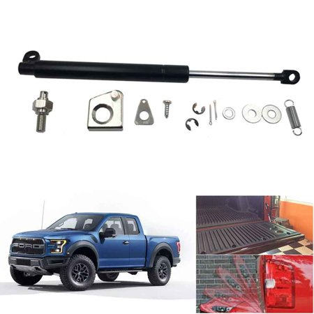 For Ford 2011+ Ranger Tailgate Lift Support Rear Door Slow Down Strut Conversion Kit Tool Rack (Tailgate Lift Kit)