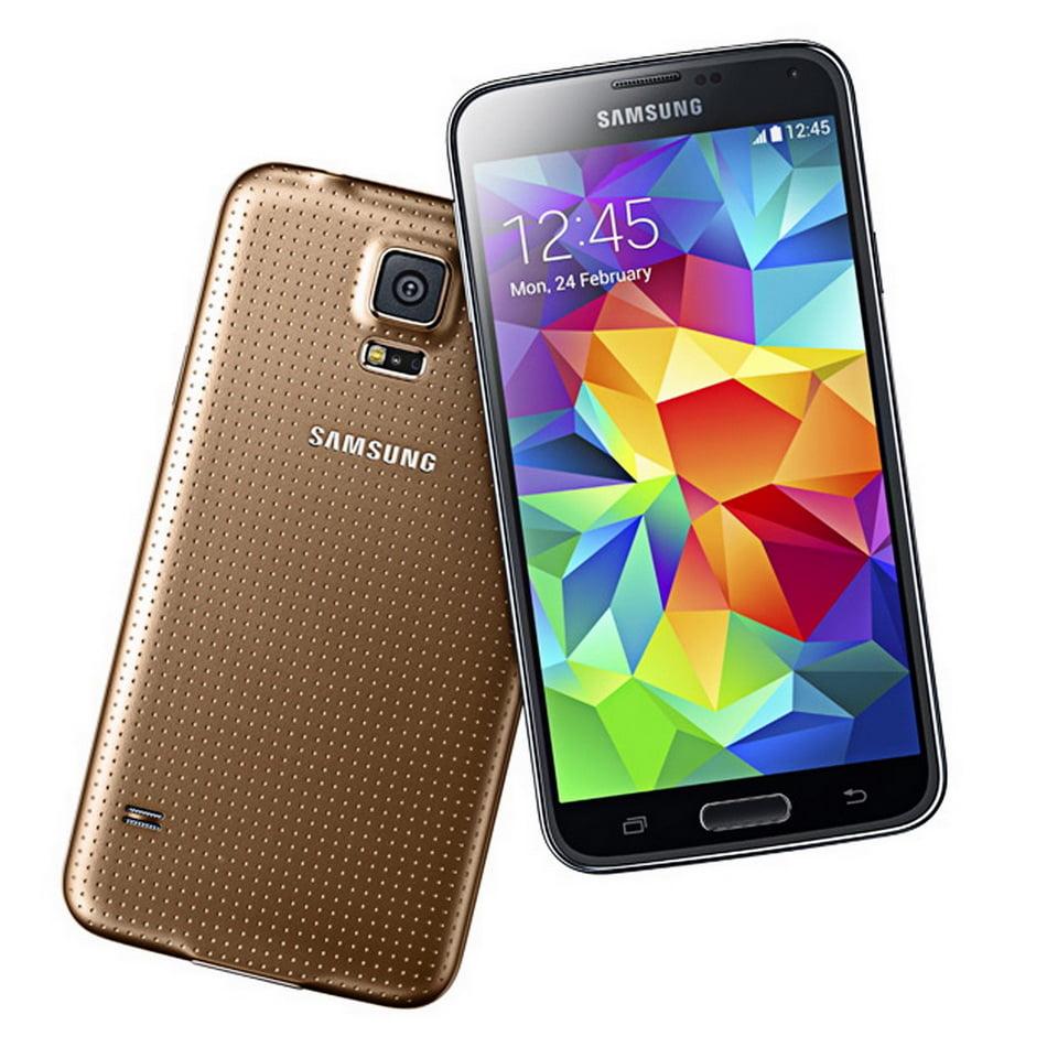 "Samsung Galaxy S5 SM-G900V 16GB 16MP 5.1"" Touch Screen Sm..."