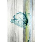 Parvez Taj Water Flower Art Print on Premium Canvas