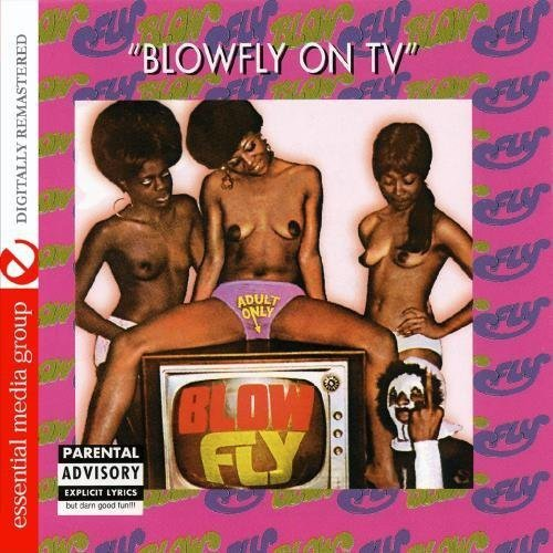 Blowfly - On TV [CD]