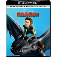 How to Train Your Dragon (4K Ultra HD + Blu-ray + Digital Copy)