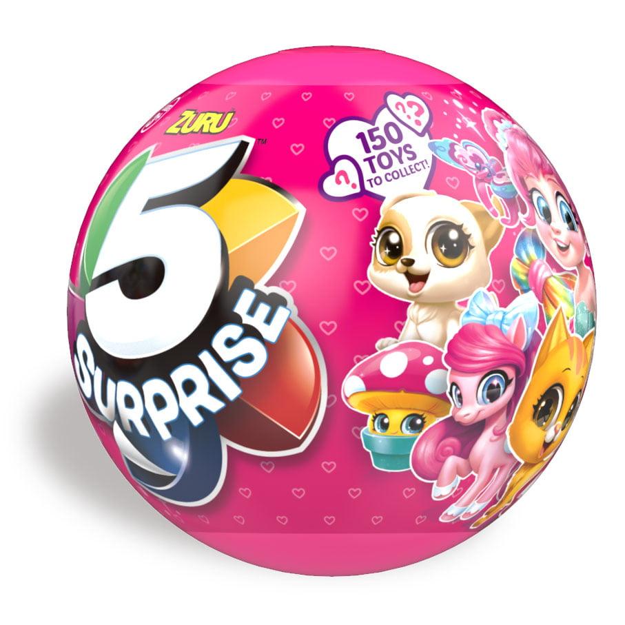 5 Surprise (Pink)