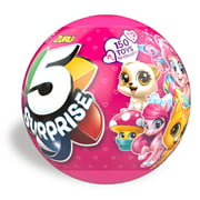 5 Surprise Pink Mystery Capsule Collectible Toy by ZURU