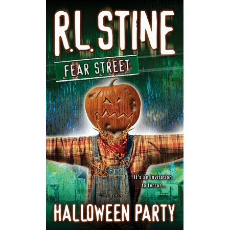 Halloween Party - Zombie Halloween Rl Stine