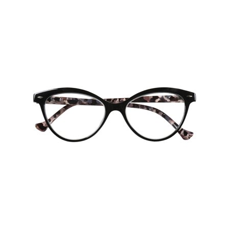 Cougar Sunglasses Women's Cat Eye Fashion Readers - Reading Glasses Up To +6.00 (Sunglasses Wholesale Reading Glasses)