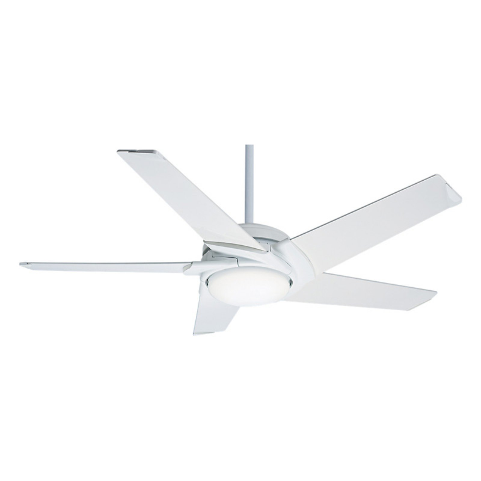 Casablanca Stealth 54 in Indoor Ceiling Fan with Light and Remote
