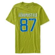 Aeropostale Mens New York 87 Graphic T-Shirt