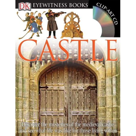 Medieval Castle Sticker (DK Eyewitness Books: Castle : Discover the Mysteries of the Medieval Castle and See What Life Was Like for)
