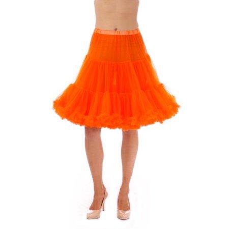 Malco Modes Luxury Vintage Knee Length Crinoline Petticoat Skirt