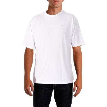 nike mens stay dry short sleeves t shirt
