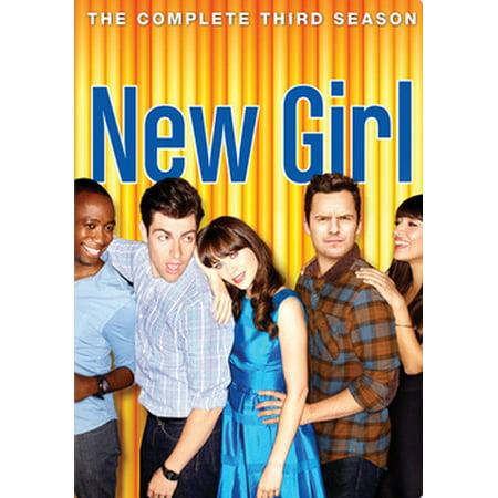 New Girl: The Complete Third Season (DVD) (Hannah Montana Season 4)