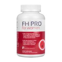 FH Pro for Women - Clinical-Grade Fertility Supplement, 180 Capsules