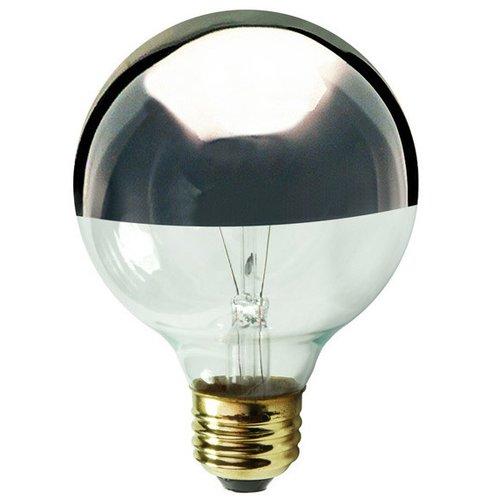 Bulbrite Industries Gray/Smoke E12/Candelabra Incandescent Light Bulb (Set of 19)