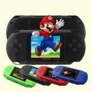 "PXP3  2.7"" LCD Screen PXP3 Slim Handheld Video Game Console 16Bit Portable Game Players Built in 100+ games (Black)"