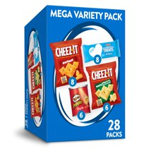 Crackers: Cheez-It Variety