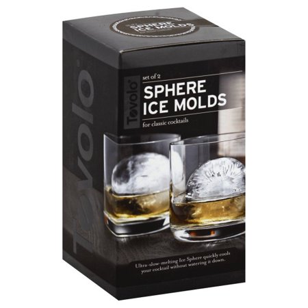 Tovolo Sphere Ice Molds - Set of 2 ()