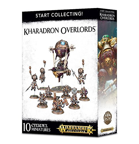 Start Collecting! Kharadron Overlords Warhammer Age of Sigmar by Games Workshop