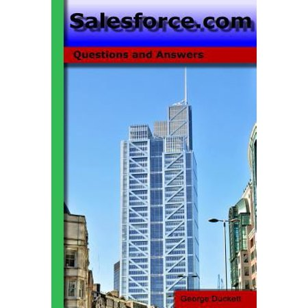 Salesforce Com  Questions And Answers