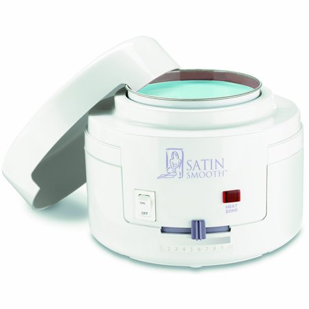 Professional Mini Wax Warmer W4C by Conair Pro, Quick heat-up time By Satin