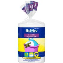 Trash Bags: Ruffies