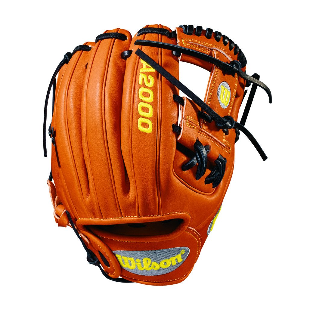 Wilson A2000 DP15 Baseball Glove, 11.50in, Right Hand Throw 11.50in by Wilson