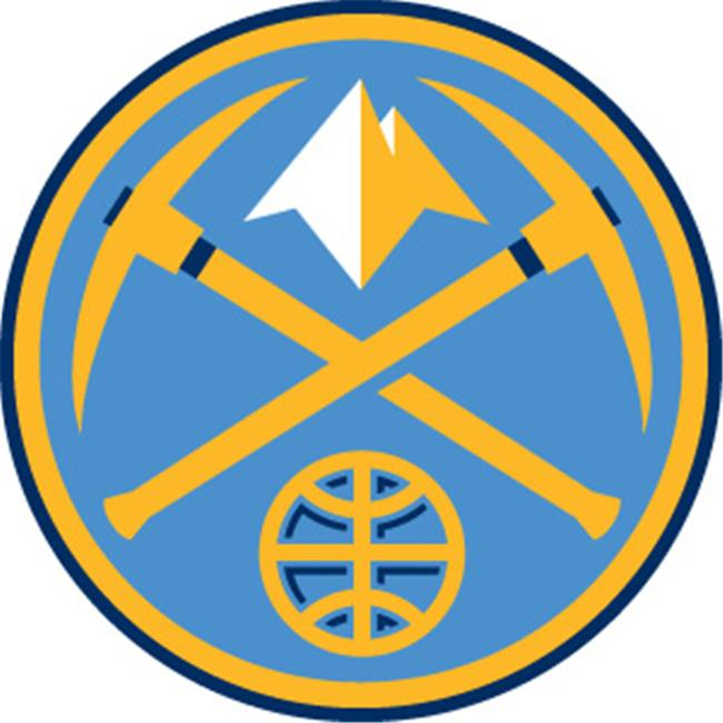 AXIZ GROUP PWR86001 Powerdecal Denver Nuggets