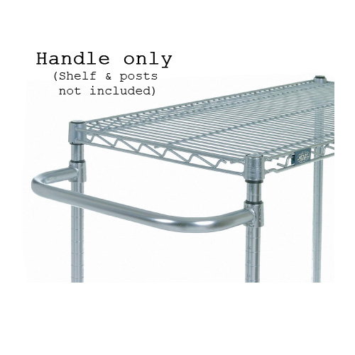 """Nexel Push Handle Only for Wire Utility Cart 24"""""""