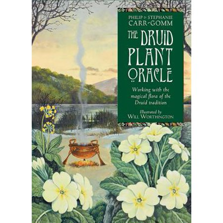 Druid Plant Oracle: Working with the Magical Flora of the Druid Tradition - Druid History Of Halloween