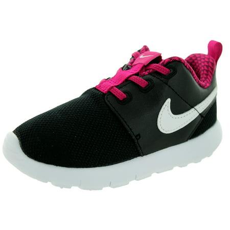 reputable site 47794 0215b Nike Toddlers Roshe One (TDV) Running Shoe - Walmart.com
