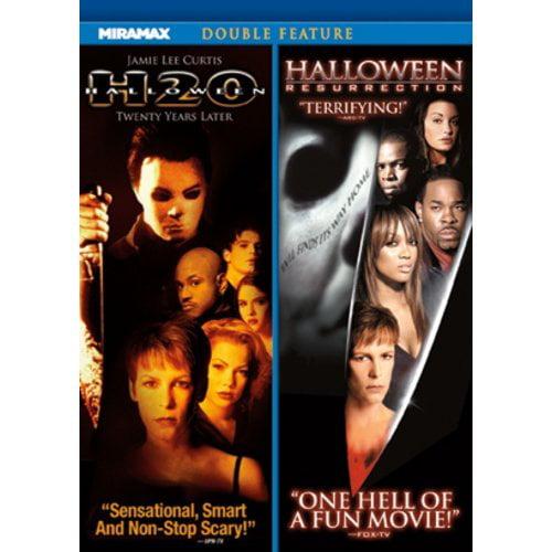 Halloween: H2O / Halloween: Resurrection (Widescreen)