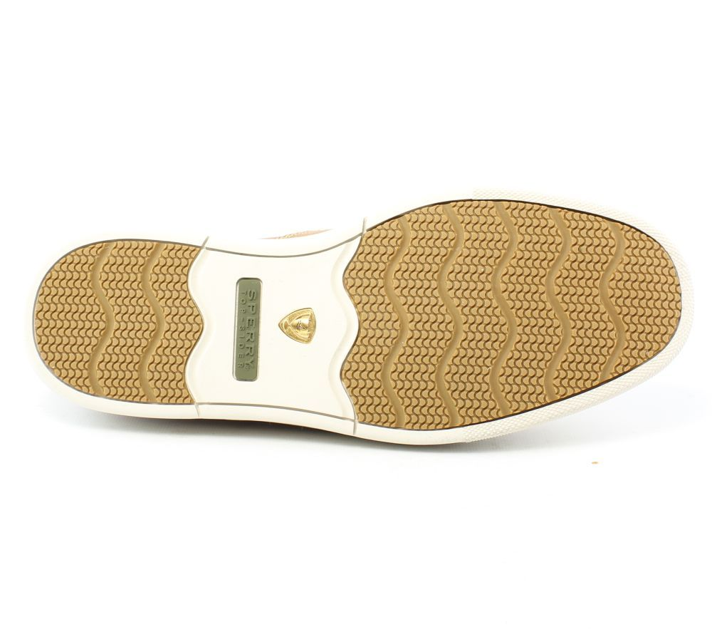 Sperry Top-Sider Gold Cup Gold Sport Casual CVO Tan Shoes Mens M New $145 -  Walmart.com