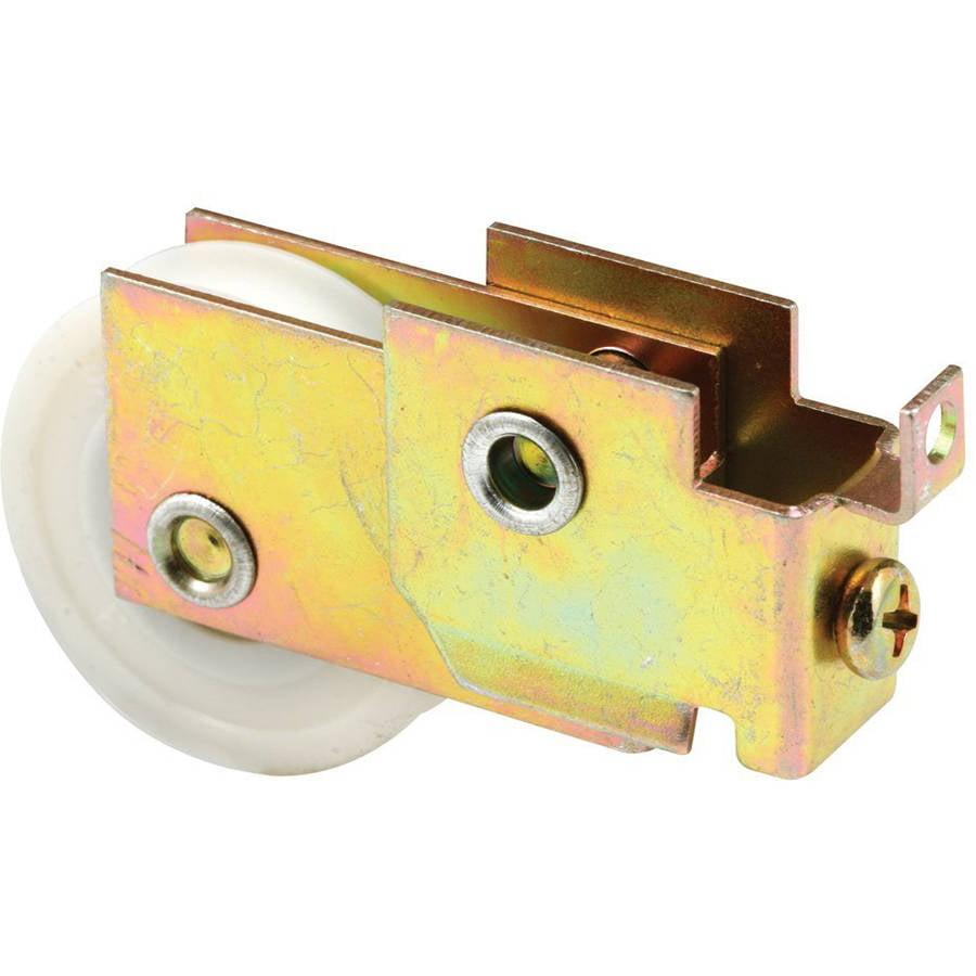 Prime-Line Products N 7125 Mirror Door Roller, 1-1/2-Inch Nylon Wheel